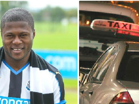 Newcastle's Chancel Mbemba 'thought he was being kidnapped after bizarre mix-up on debut day'