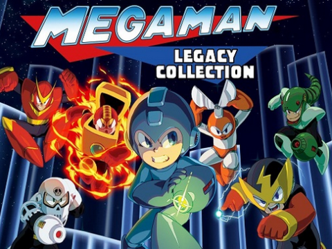Mega Man Legacy Collection: The classic Mega Man games ranked from worst to best