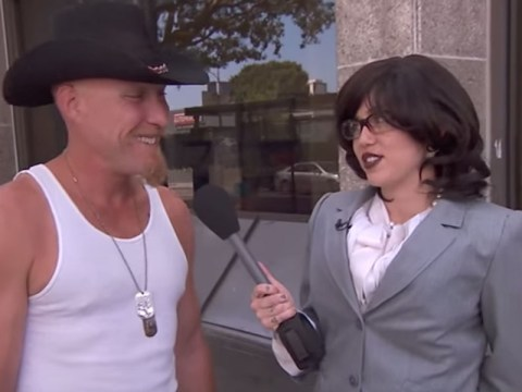 'I just prefer Taylor Swift': A disguised Miley Cyrus takes to the streets to find out what people really think of her…