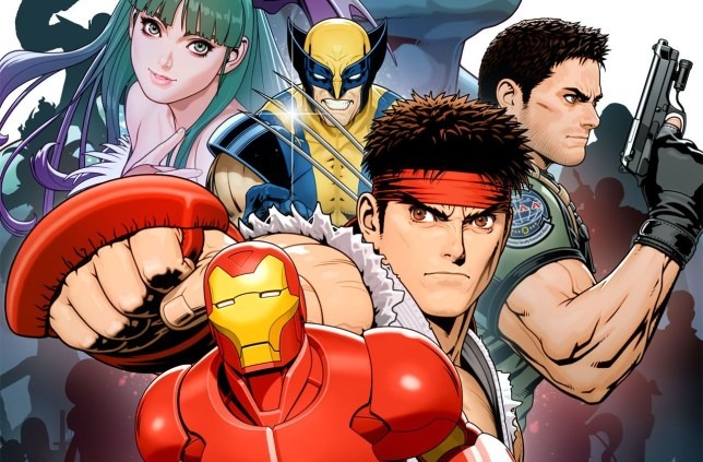Marvel Vs. Capcom 3 - do you feel the Capcom love?