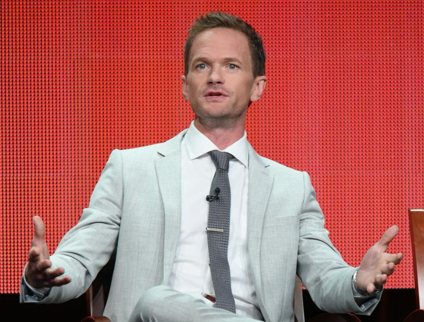 Neil Patrick Harris cast as Count Olaf in Netflix's A Series Of Unfortunate Events