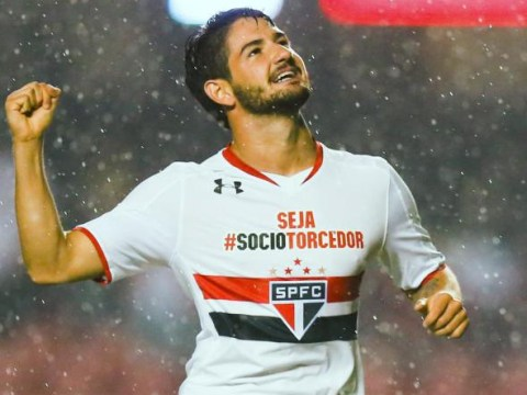 Tottenham 'cleared to complete transfer of perfect Harry Kane partner Alexandre Pato'