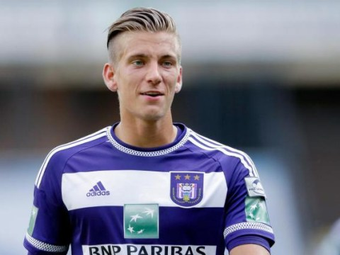 Aston Villa 'cleared to sign Dennis Praet with Anderlecht willing to sell'
