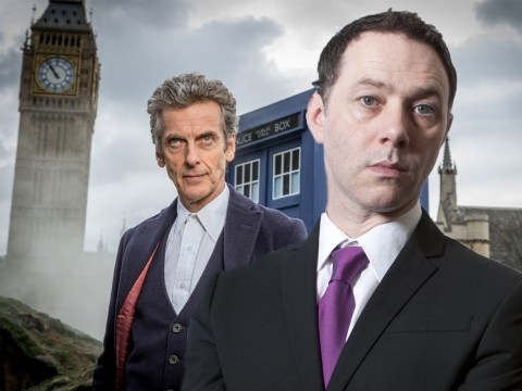 The League Of Gentlemen star Reece Shearsmith is making a guest appearance in Doctor Who