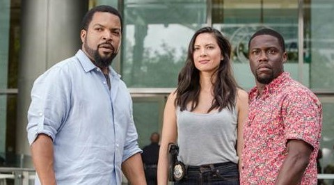 First trailer revealed of Kevin Hart and Ice Cube comedy sequel Ride Along 2