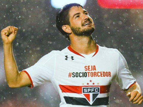 Sunderland given green light to sign Brazil star Alexandre Pato