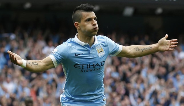 Carragher believes Aguero's the best of the lot (Picture:Getty)
