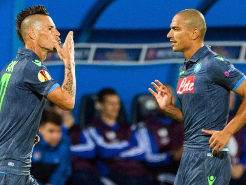 Leicester City 'closing in on Napoli star Gokhan Inler'