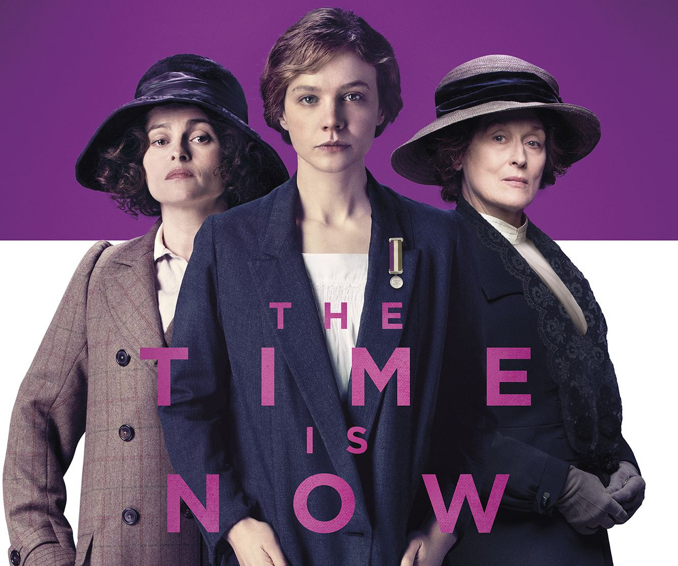 7 reasons why you should be excited about the Suffragette movie