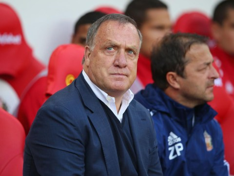 Every Sunderland player is available for transfer, says boss Dick Advocaat
