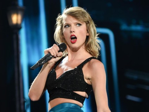 Taylor Swift 'turns down £6.5million Armani underwear campaign offer'