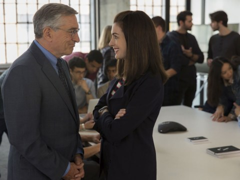 Robert De Niro teaches Anne Hathaway how to live life to the max in new heartwarming trailer for The Intern