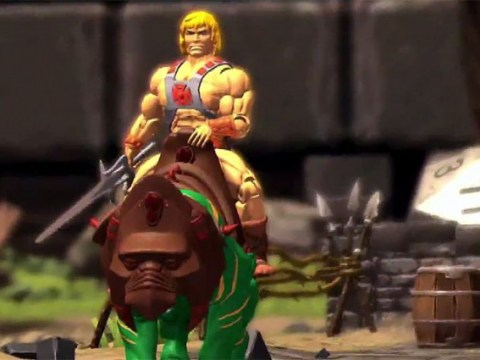 Toy Soldiers: War Chest review – by the power of Grayskull!