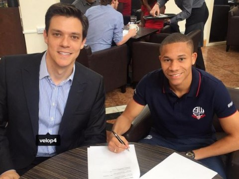 Wellington Silva confirms Bolton Wanderers loan deal from Arsenal on Instagram