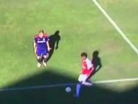 Arsenal's Gedion Zelalem produces incredible piece of skill in Durban Under-19 tournament
