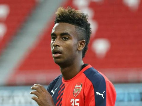 Arsenal loanee Gedion Zelalem says he'll definitely be as good as Andrea Pirlo