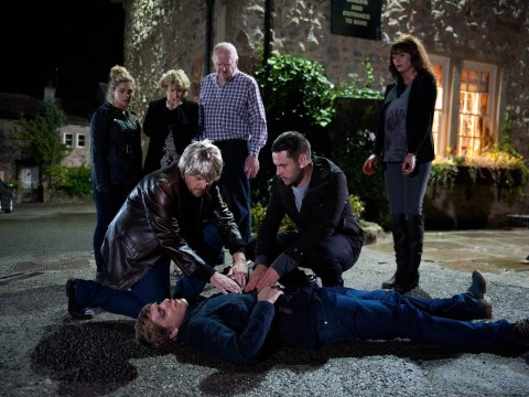 10 soap spoiler pictures: Emmerdale shooting, EastEnders trial twist, Coronation Street escape