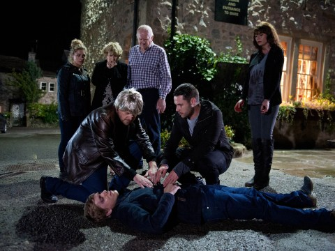 Emmerdale's Who Shot Robert? storyline 'won't be dragged out'