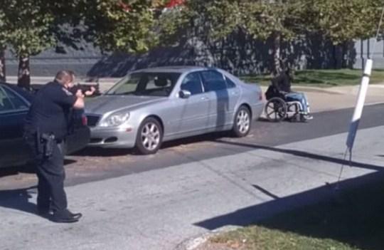 Wilmington Police shooting