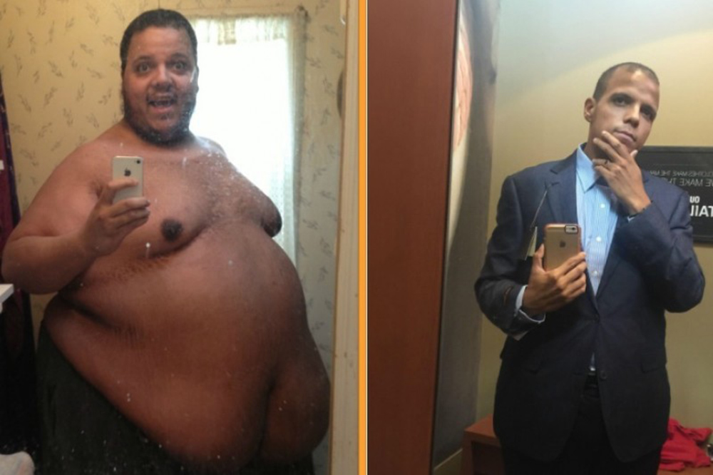 50 stone man lost half his body weight after trolling bodybuilding website