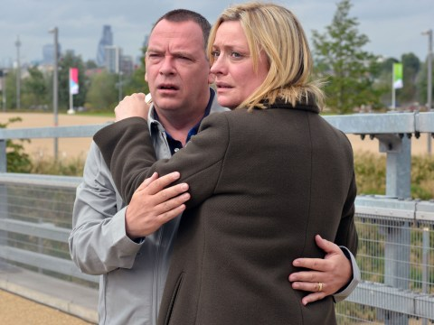 EastEnders spoilers: Kathy Beale is finally reunited with son Ian at his darkest moment