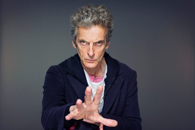 WARNING: Embargoed for publication until 00:00:01 on 15/09/2015 - Programme Name: Doctor Who - TX: 19/09/2015 - Episode: n/a (No. 1) - Picture Shows: Doctor Who (PETER CAPALDI) - (C) BBC - Photographer: David Venni