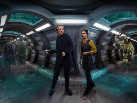 Doctor Who series 9, episode 3: Spoiler-free preview for Under the Lake
