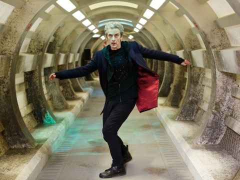 Doctor Who, series 9, episode 3: Under the Lake review