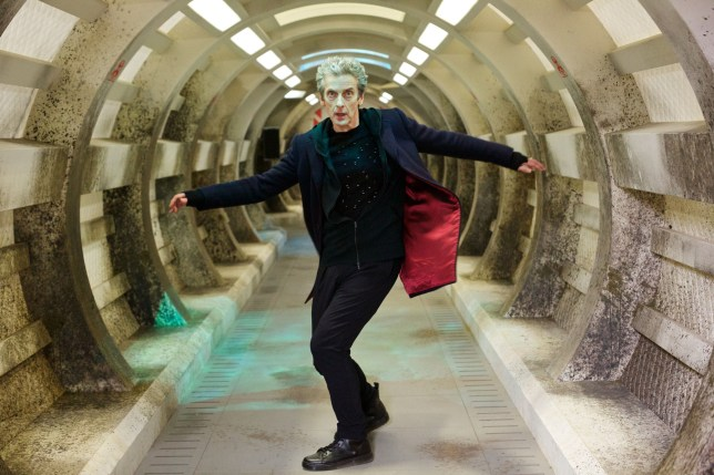 Doctor Who, series 9, under the lake