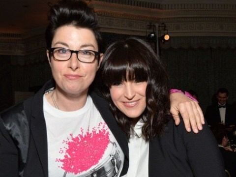 Anna Richardson admits some people didn't take her relationship with Sue Perkins seriously