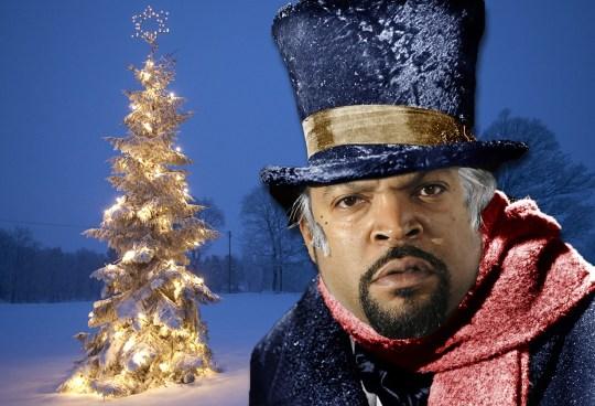 Ice Cube A Christmas Carol comp