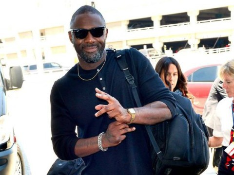 Idris Elba thinks US hip hop has lost its way because the rappers think they're 'ballers'