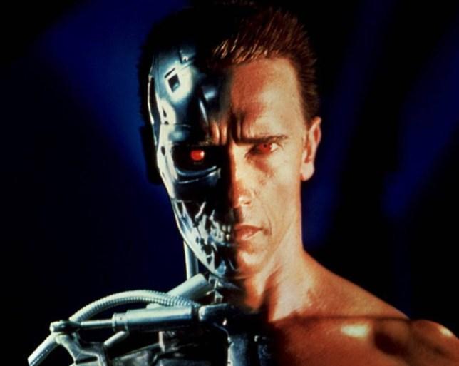 No Merchandising. Editorial Use Only. No Book Cover Usage Mandatory Credit: Photo by Everett/REX Shutterstock (445124e) TERMINATOR 2 : JUDGEMENT DAY, Arnold Schwarzenegger, 1991 VARIOUS FILM STILLS