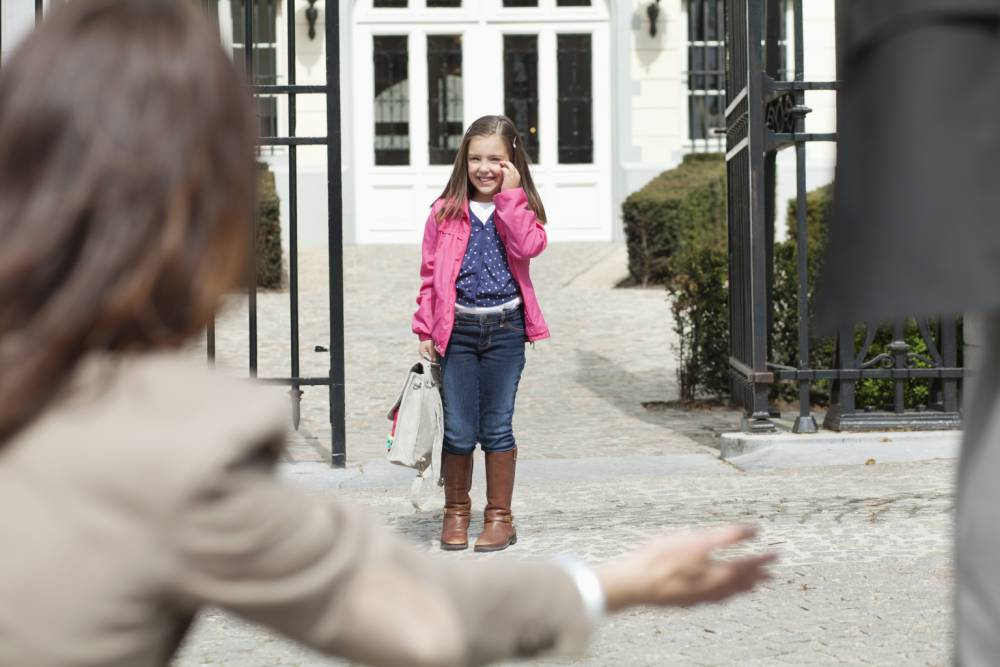 The 8 types of mum you'll meet at the school gates