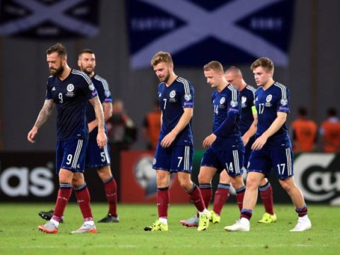 Where did it all go wrong for Scotland's Euro 2016 dream?