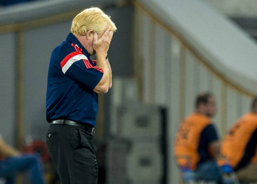 Will we ever again see Scotland competing at a major football tournament?