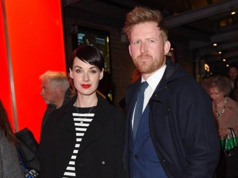 Call The Midwife actress Jessica Raine weds Mr Selfridge star Tom Goodman-Hill