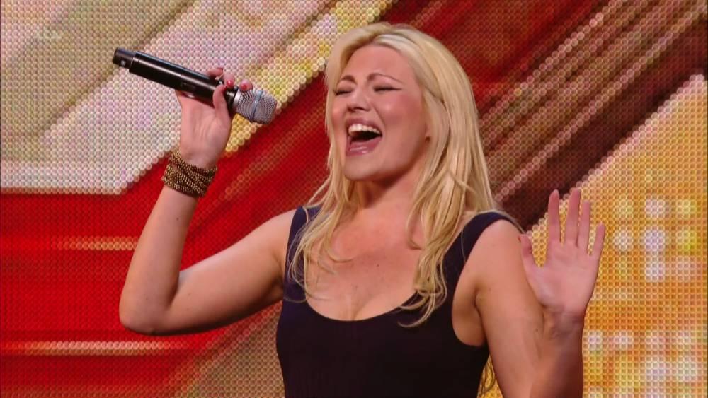 The X Factor Hannah Marie Kilminster