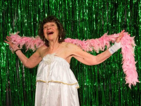 This 81-year-old burlesque dancer proves it's never too late to live your dreams
