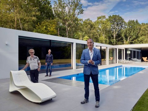 Who lives in a house like this? Grand Designs kicks off its new series with the biggest property it's ever featured