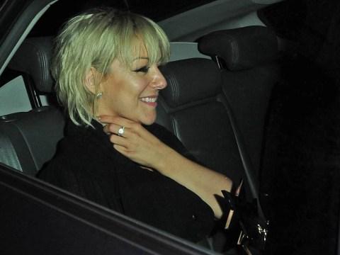 Sheridan Smith pays touching tribute to 'amazing lady' Cilla Black at TV Choice Awards 2015