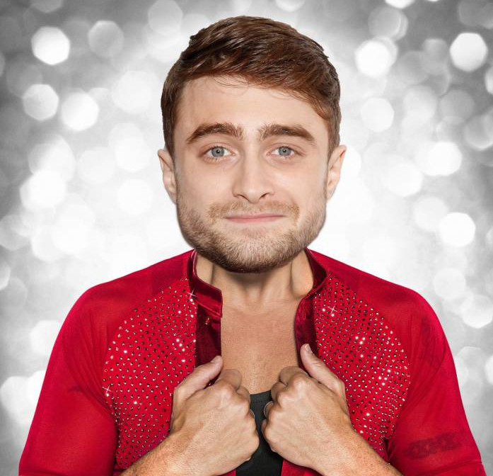 Daniel Radcliffe on Strictly Come Dancing