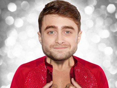 Daniel Radcliffe says his mum and dad would be proud if he did Strictly