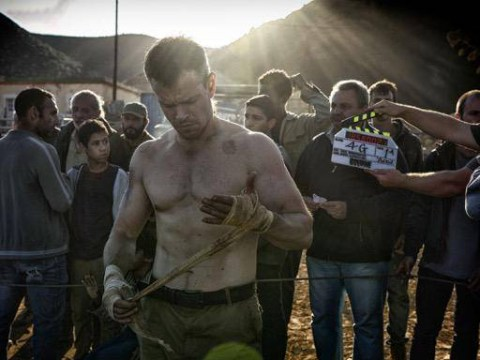 The first photo of Matt Damon from Bourne 5 is here and it's magnificent