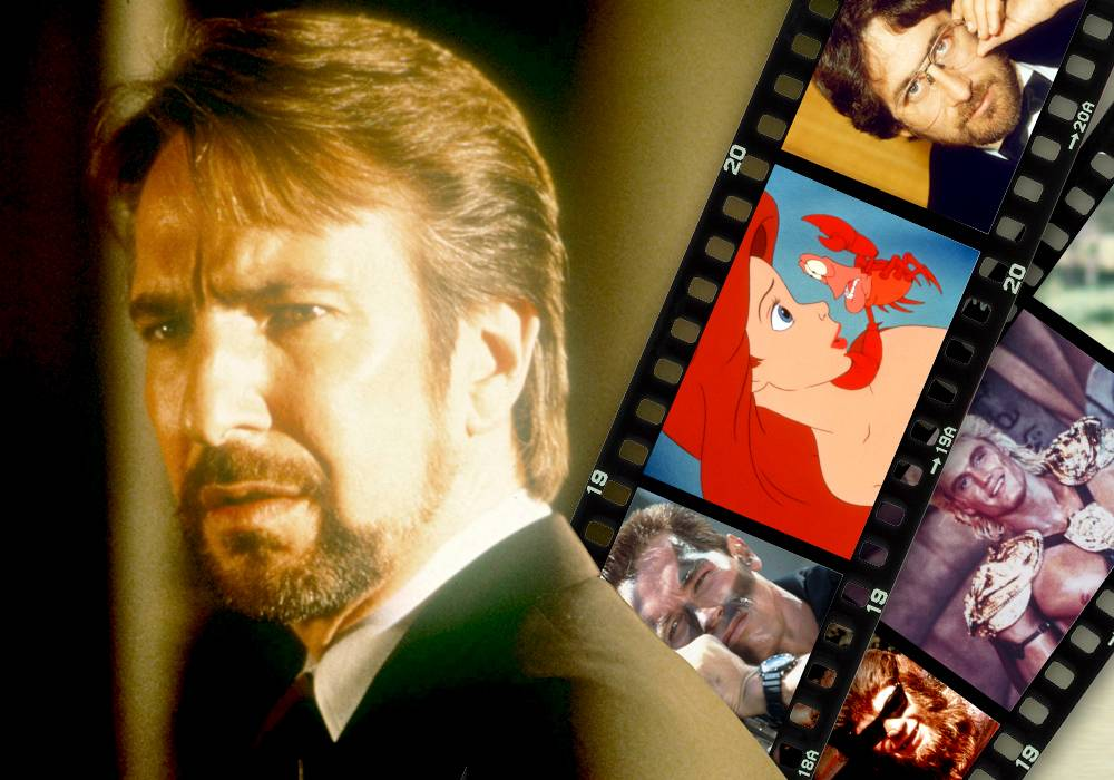 QUIZ: The biggest and toughest 80s movies quiz ever Source: Rex