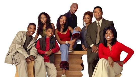 Cast of Moesha 90's TV show