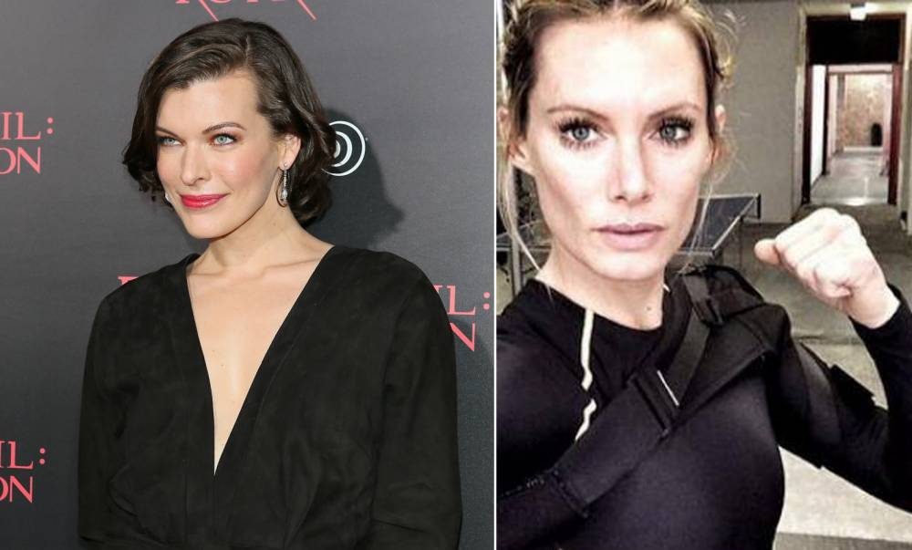 'Totally devastated' Milla Jovovich asks fans to pray for hospitalised Resident Evil stuntwoman Olivia Jackson