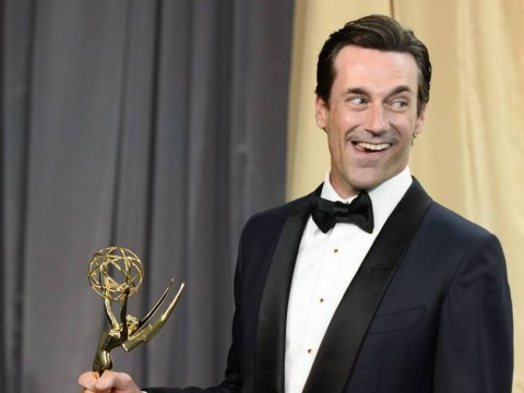 Jon Hamm finally wins his elusive Emmy award after 7 nominations