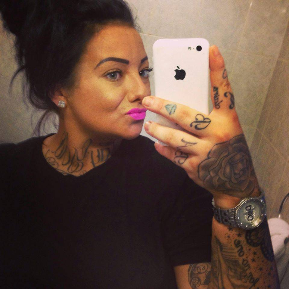 Woman sacked from dream job after 30 minutes because of tattoos