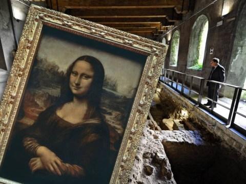 Bone fragments may belong to Mona Lisa model